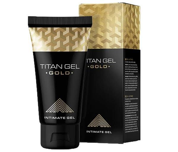 titan jel gold